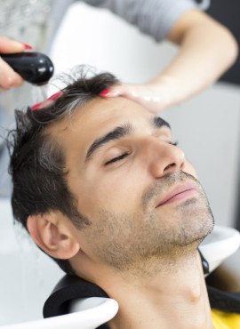 Men's Gray Hair Coverage | Hair Salon Baton Rouge, LA